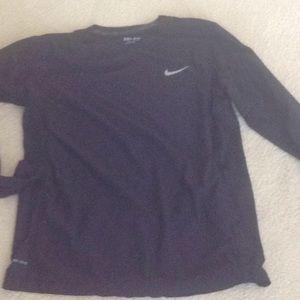 Nike dri fit athletic shirt